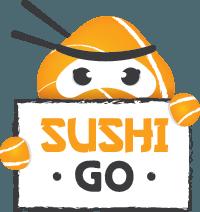 Sushi Go Logo
